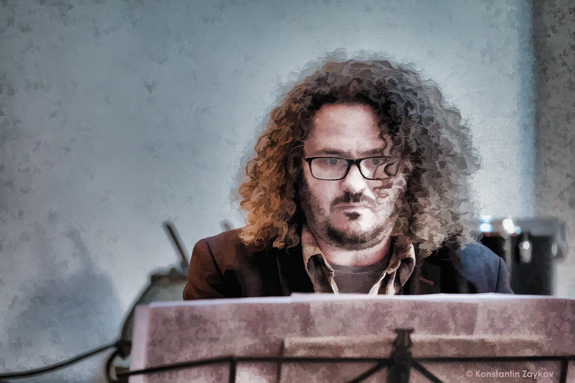 The pianist Miroslav Turiysky